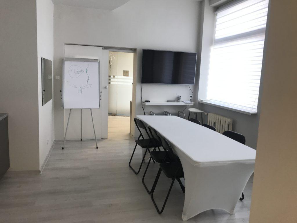 Sala szkoleniowa Med-beauty(+  SWSM